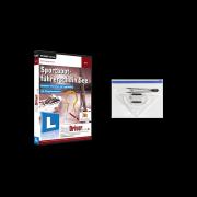 BoatDriver - Set 4: SBF See inkl. Ausbildungs-/ Navigations-Set (Download, Software + Div. Material)