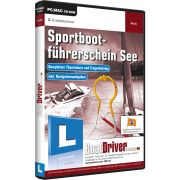 BoatDriver - SPORTBOOTFÜHRERSCHEIN See (CD-ROM, Software)