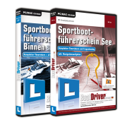 BoatDriver - Set 1: SBF Binnen/See-Set (CD-ROM, Software)