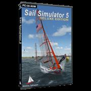 Sail Simulator 5 Deluxe (CD-ROM, Software)