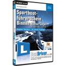 BoatDriver - SPORTBOOTFÜHRERSCHEIN Binnen (CD-ROM, Software)